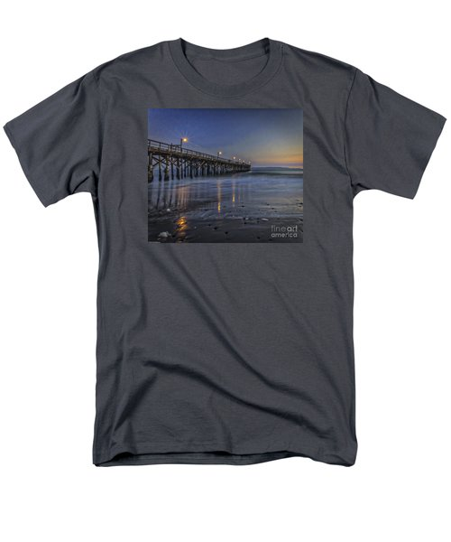 Men's T-Shirt  (Regular Fit) featuring the photograph Washed Clean by Mitch Shindelbower