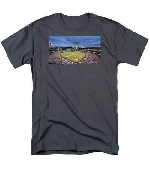 Washington Nationals Park Men's T-Shirt  (Regular Fit)