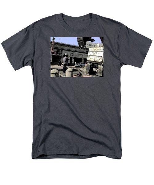 Watch It Bud Men's T-Shirt  (Regular Fit)