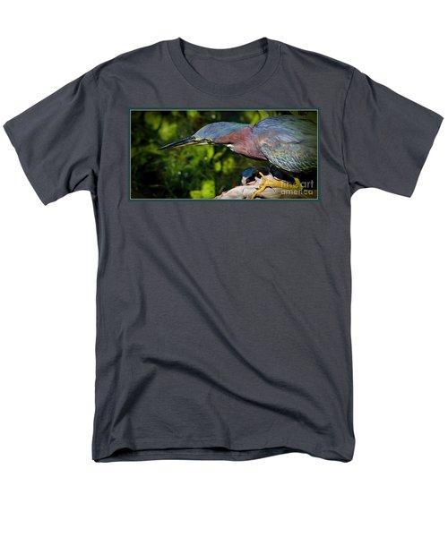 Watching Men's T-Shirt  (Regular Fit) by Pamela Blizzard