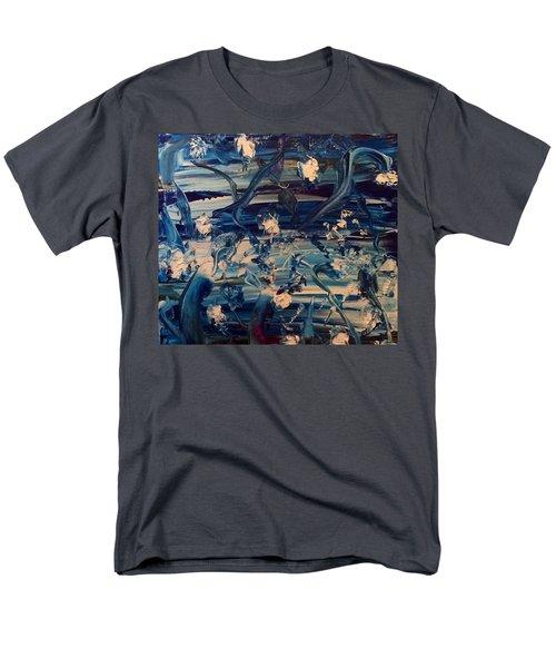 Water Garden Beyond Flight Men's T-Shirt  (Regular Fit)