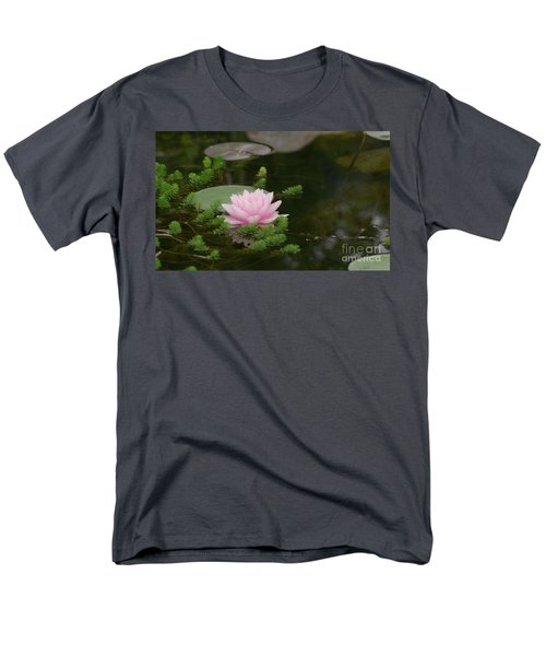 Water Lily Men's T-Shirt  (Regular Fit) by Victor K