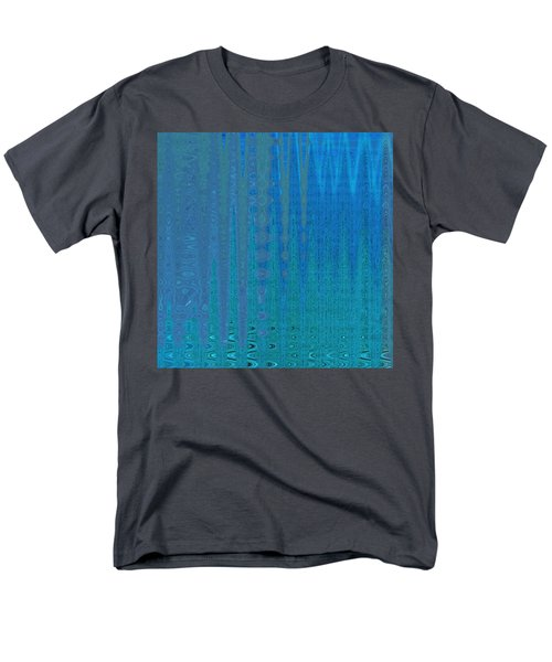 Water Music Men's T-Shirt  (Regular Fit) by Stephanie Grant