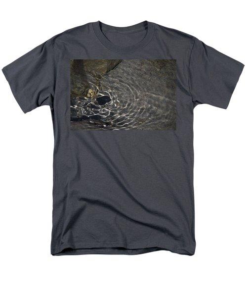 Men's T-Shirt  (Regular Fit) featuring the photograph Black Hole by Yulia Kazansky
