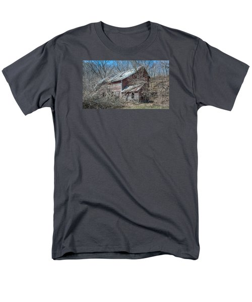 Weathered And Broken Men's T-Shirt  (Regular Fit) by Dan Traun