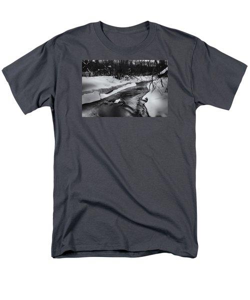 Weber Creek Men's T-Shirt  (Regular Fit) by Dan Hefle