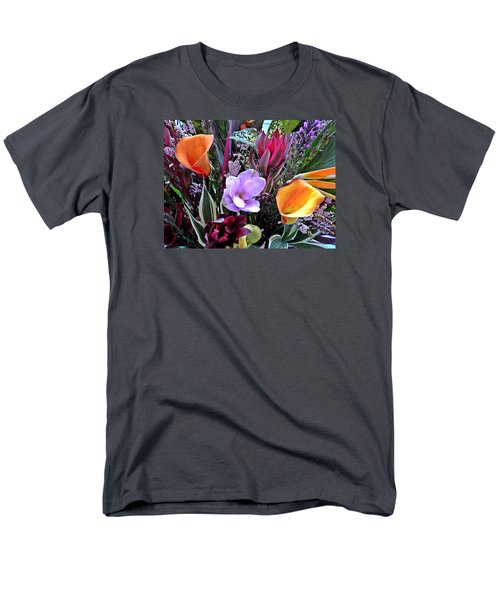 Wedding Flowers Men's T-Shirt  (Regular Fit) by Brian Chase