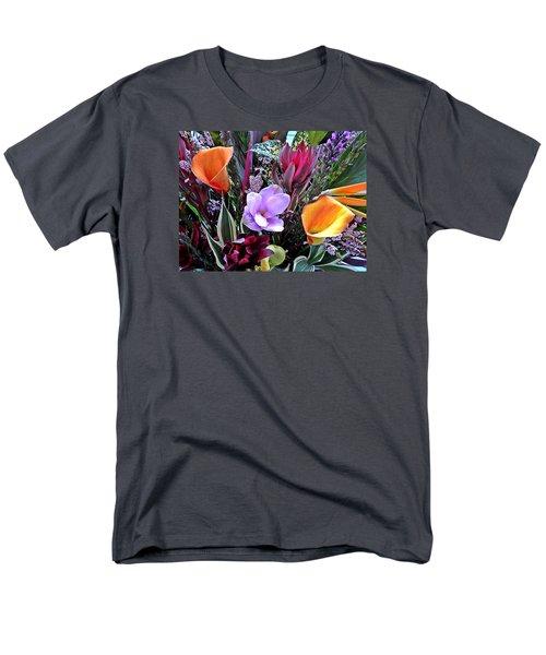 Wedding Flowers Men's T-Shirt  (Regular Fit)