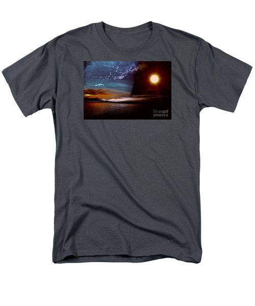 Welcome Beach 2015 2 Men's T-Shirt  (Regular Fit) by Elaine Hunter