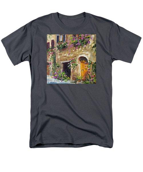 Welcome Home Men's T-Shirt  (Regular Fit) by Jennifer Beaudet