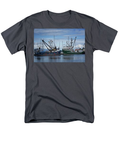 Wespak And Pender Isle Men's T-Shirt  (Regular Fit) by Randy Hall