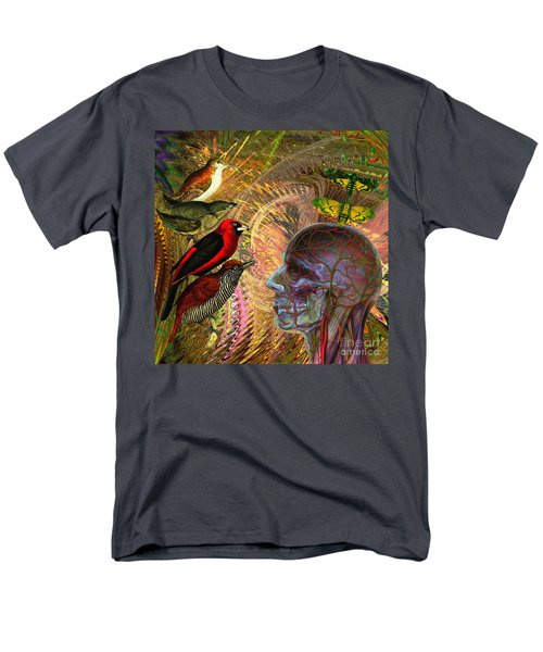 We've Notice A Change In You Men's T-Shirt  (Regular Fit) by Joseph Mosley