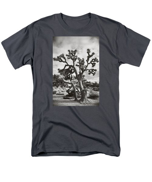 What I Wouldn't Give Bw Men's T-Shirt  (Regular Fit) by Laurie Search