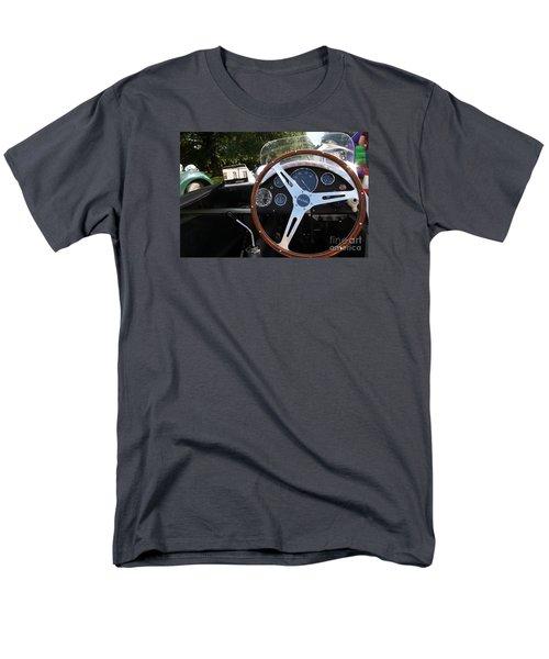 Wheel Men's T-Shirt  (Regular Fit) by Gary Bridger
