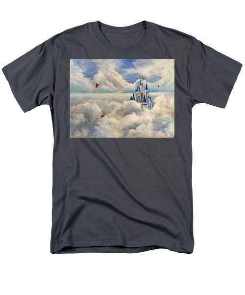 Where Dreams Come True Men's T-Shirt  (Regular Fit) by Randy Burns