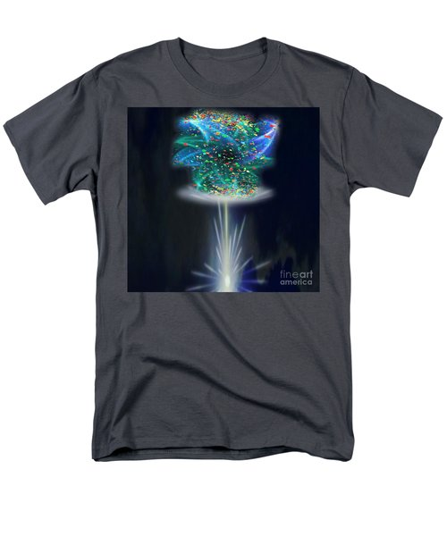 Whimsical Men's T-Shirt  (Regular Fit) by Belinda Threeths