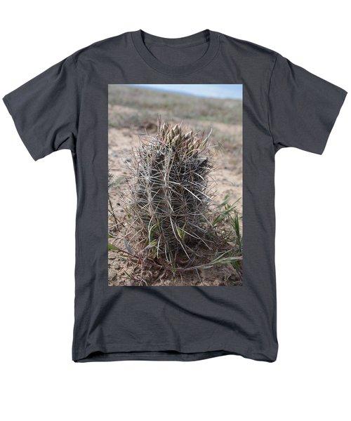 Whipple's Fishook Cactus Men's T-Shirt  (Regular Fit) by Jenessa Rahn