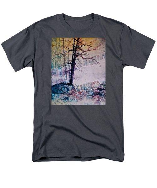 Whispers In The Fog Men's T-Shirt  (Regular Fit)