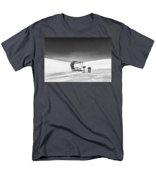 White Sands National Monument #8 Men's T-Shirt  (Regular Fit)