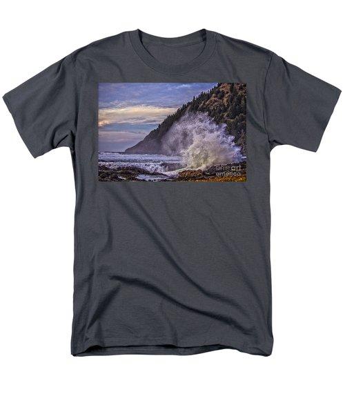 Whitewash Men's T-Shirt  (Regular Fit) by Billie-Jo Miller