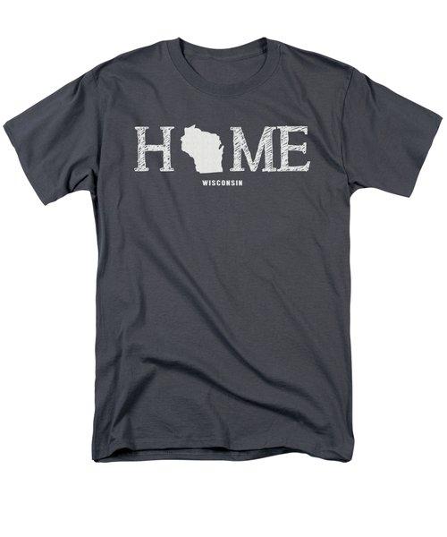 Wi Home Men's T-Shirt  (Regular Fit)