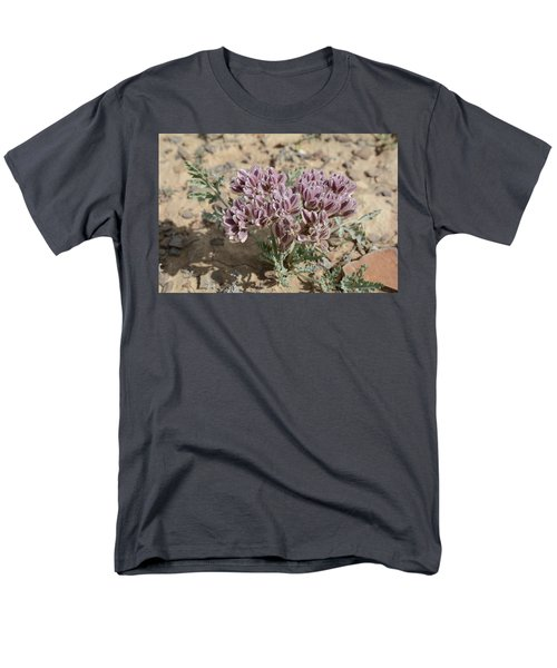 Men's T-Shirt  (Regular Fit) featuring the photograph Widewing Spring Parsley by Jenessa Rahn
