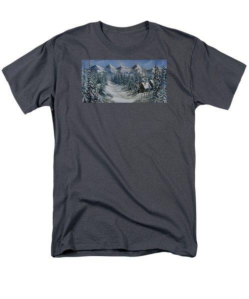 Wilderness Men's T-Shirt  (Regular Fit) by Katia Aho