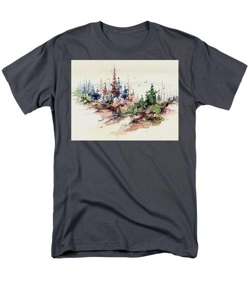 Wilderness Men's T-Shirt  (Regular Fit)