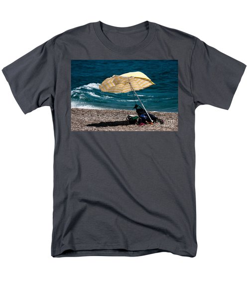 Men's T-Shirt  (Regular Fit) featuring the photograph Wind  by Bruno Spagnolo