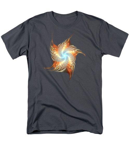 Men's T-Shirt  (Regular Fit) featuring the digital art Windmill Toy by Anastasiya Malakhova