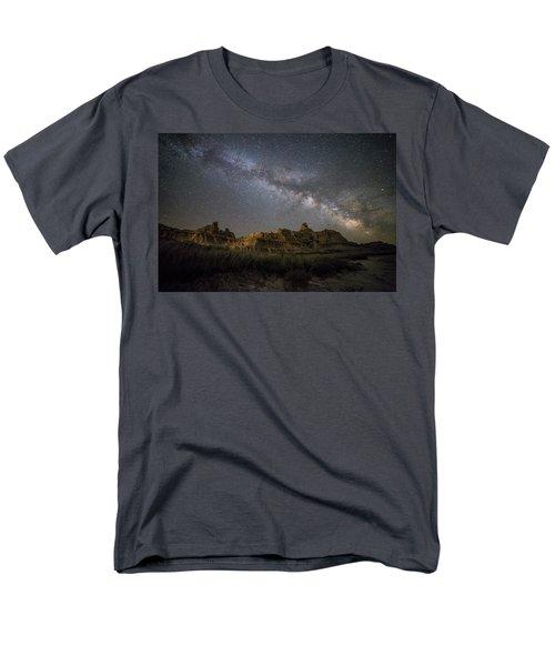 Men's T-Shirt  (Regular Fit) featuring the photograph Window by Aaron J Groen