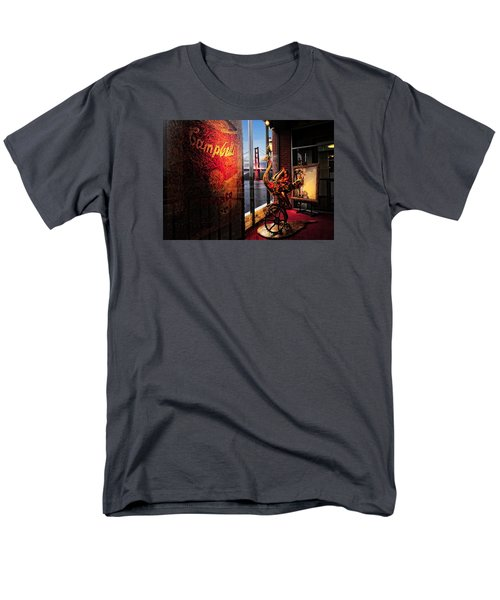 Window Art Men's T-Shirt  (Regular Fit) by Steve Siri