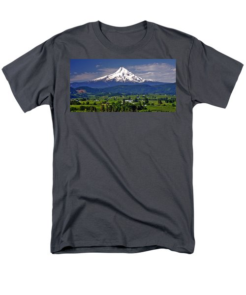 Wine Country Men's T-Shirt  (Regular Fit) by Scott Mahon