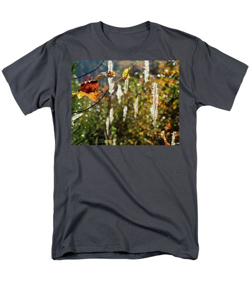 Winter Color Men's T-Shirt  (Regular Fit) by George Randy Bass