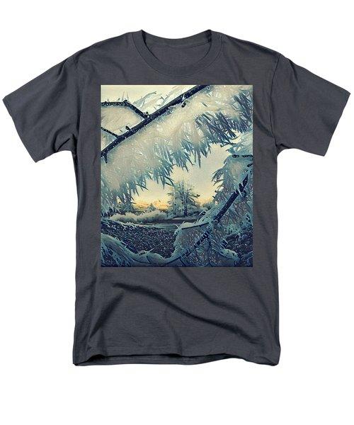 Winter Magic Men's T-Shirt  (Regular Fit) by Colette V Hera Guggenheim