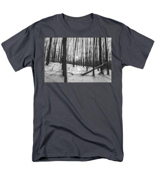 Winter Morning Dream Men's T-Shirt  (Regular Fit) by Angelo Marcialis
