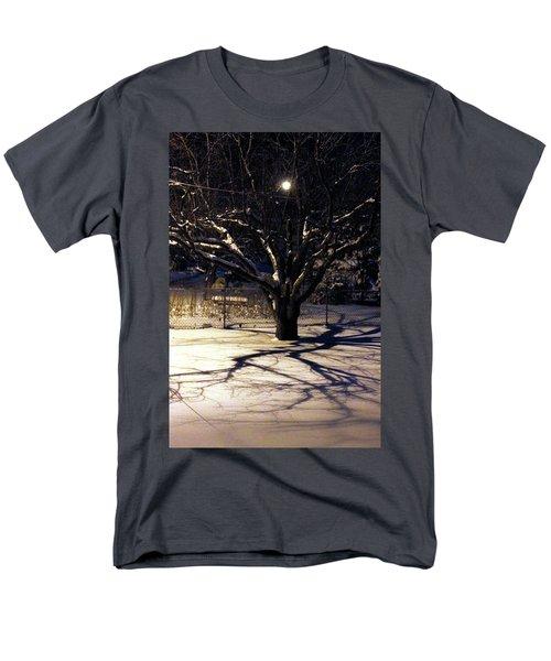 Winter Romace Men's T-Shirt  (Regular Fit) by Samantha Thome