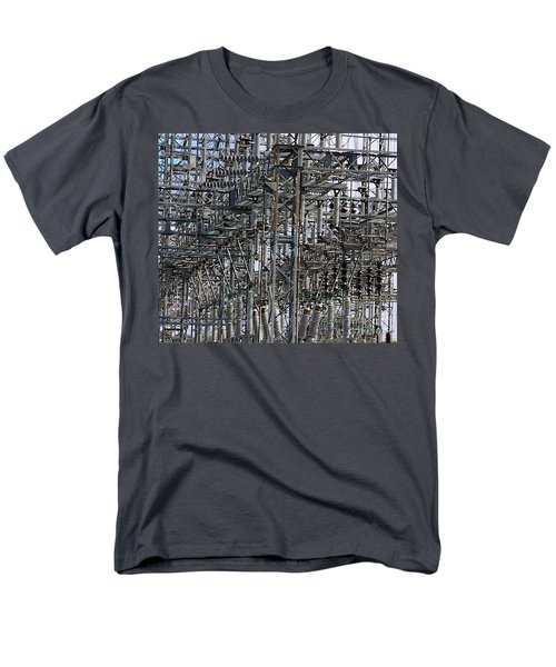 Wired Men's T-Shirt  (Regular Fit) by Robert Pearson
