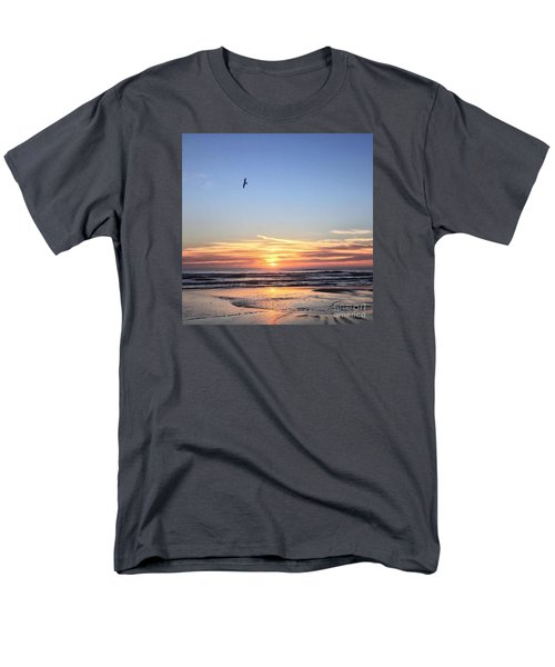World Gratitude And Peace Day Men's T-Shirt  (Regular Fit) by LeeAnn Kendall