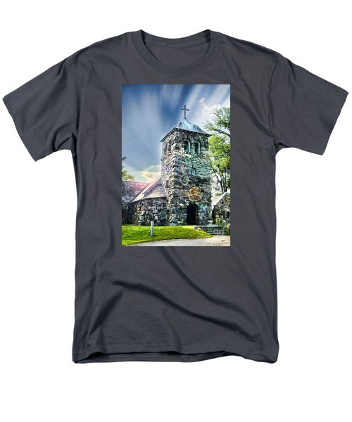 Men's T-Shirt  (Regular Fit) featuring the photograph Worship by Alana Ranney