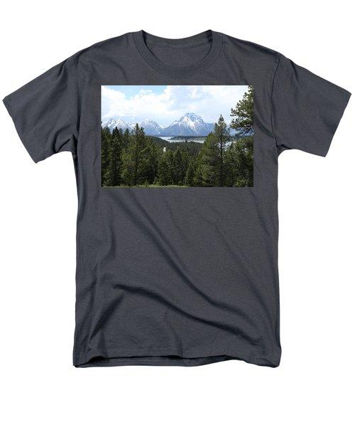 Wyoming 6490 Men's T-Shirt  (Regular Fit)