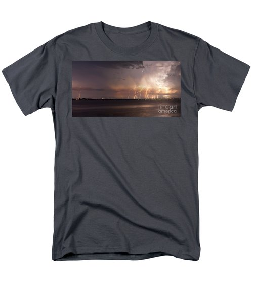 Yacht Club Nights Men's T-Shirt  (Regular Fit) by Quinn Sedam