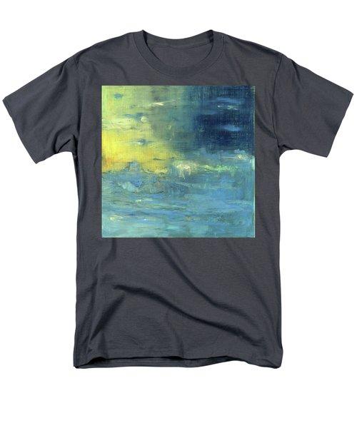 Yearning Tides Men's T-Shirt  (Regular Fit) by Michal Mitak Mahgerefteh