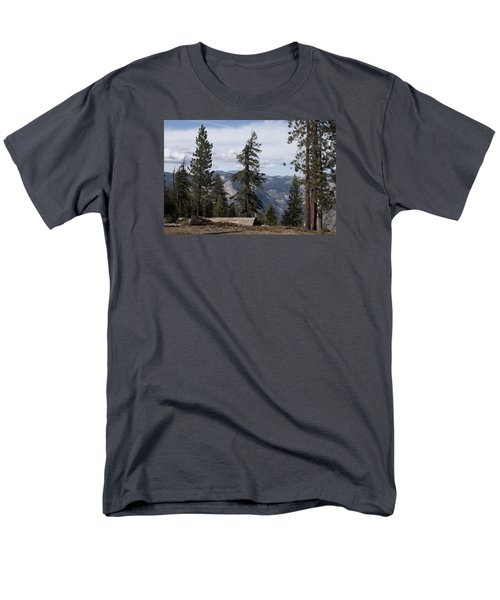 Yosemite Park Men's T-Shirt  (Regular Fit) by Ivete Basso Photography