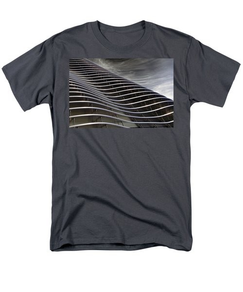 Zahner Facade Men's T-Shirt  (Regular Fit) by Christopher McKenzie
