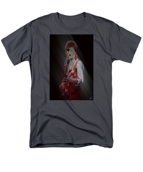 Ziggy Played Guitar Men's T-Shirt  (Regular Fit)