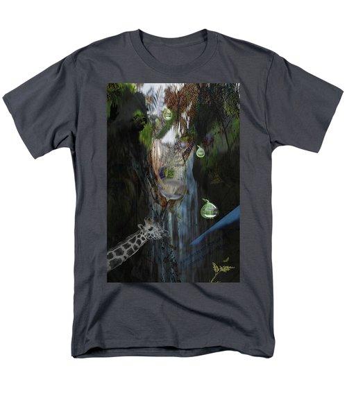 Zoo Friends Men's T-Shirt  (Regular Fit)