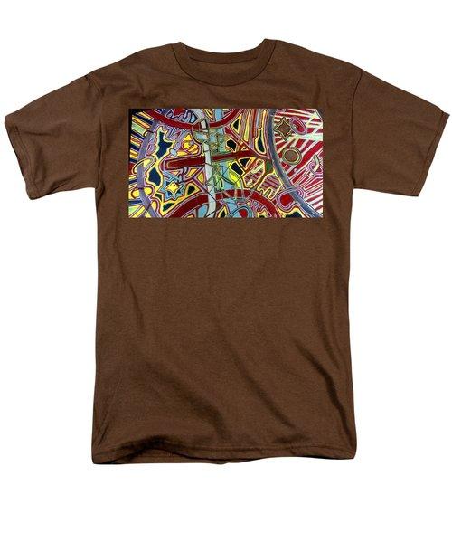 Edge Of The Universe Men's T-Shirt  (Regular Fit) by Jonathon Hansen