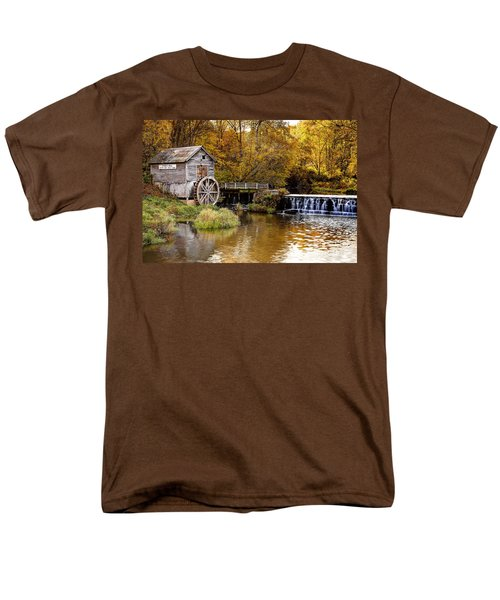 0722 Hyde's Mill Men's T-Shirt  (Regular Fit) by Steve Sturgill