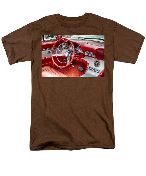 62 Thunderbird Interior Men's T-Shirt  (Regular Fit) by Jerry Fornarotto